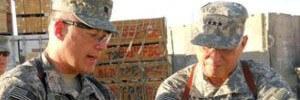 Joe Ricciardi military