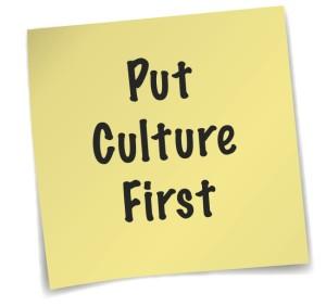 Culture post it