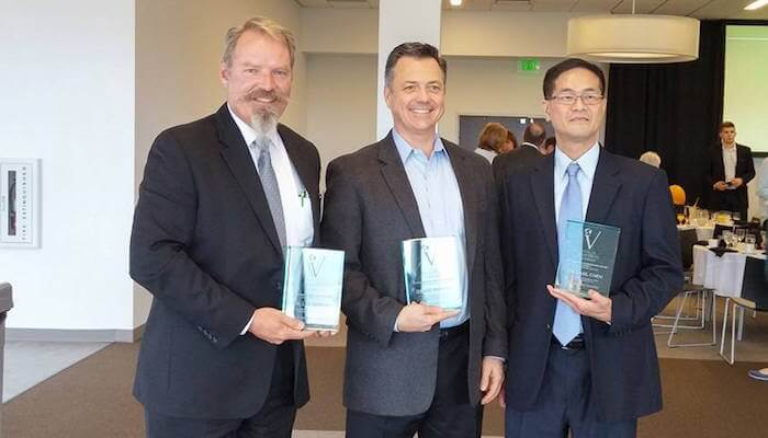 Leadership, Dissertation, Service Award Winners