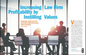 Law Firm | Values & Profit