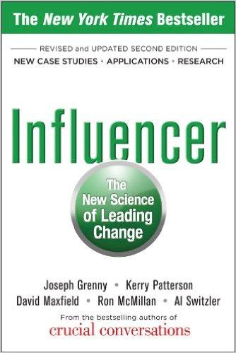 Influencer   Best Leadership Book