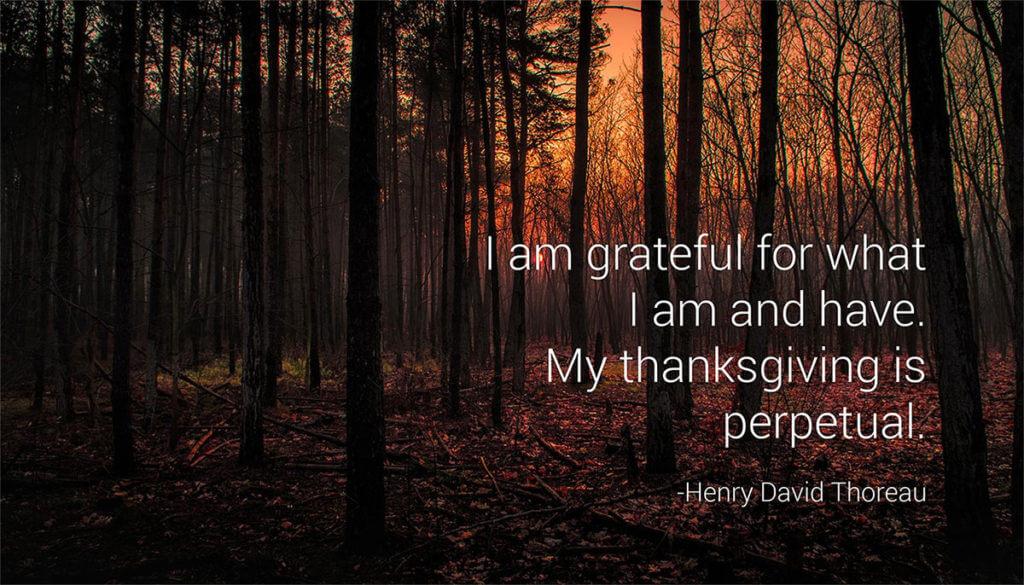Thanksgiving   Benefits of Gratitude