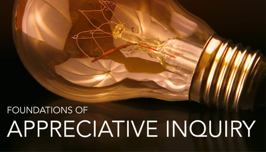 Executive Education Workshop Appreciative Inquiry