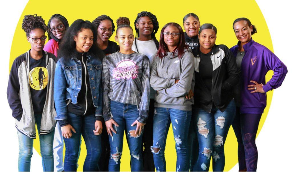 young women leadership development
