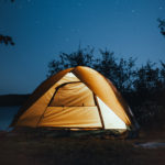 Tent vacation