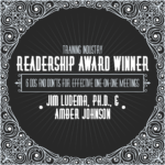 Best Articles for Training and Leadership Development Award